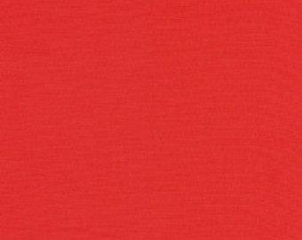 1 yard Free Spirit Designer Solid - S02 Red