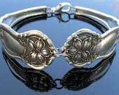 Orange Blossom Spoon Bracelet from Teaspoons