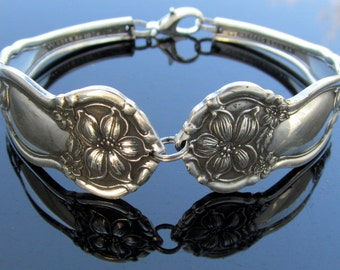 Orange Blossom Spoon Bracelet from Teaspoons