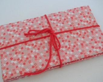 Set of 10 Love envelopes for mailing needs