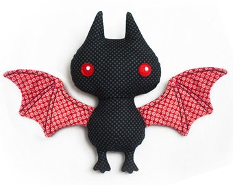 Bat sewing pattern PDF