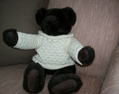 Vermont teddy bear sweater for Michelle