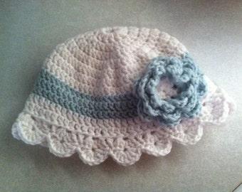 Handcrafted Crochet Baby Hat