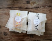 One of Each--Soap Samples, 10 bars, artisan, essential oil, cold processed, real soaps