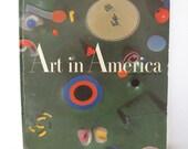 SALE - 1968 Art In America Magazine featuring Isamu Noguchi