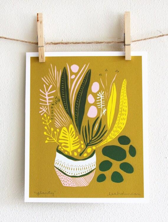 Planty Print
