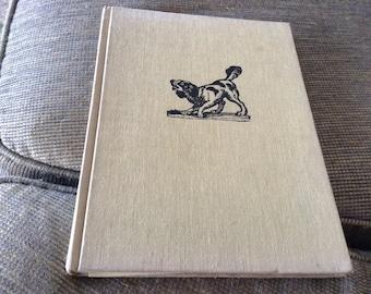 VINTAGE DOG BOOK, 1960 s, illustrated, hard back