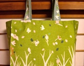 Forest Animals TIGHT 'N' TIDY Tote Reusable Shopping Bag