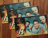 98 Degrees Photo cards Trading Scrapbooking 90s Nostalgia Brand NEW!