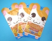 Kawaii Hamtaro Trading Cards Scrapbooking 00s Nostalgia Brand NEW!