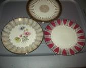 Vintage Bavarian plates