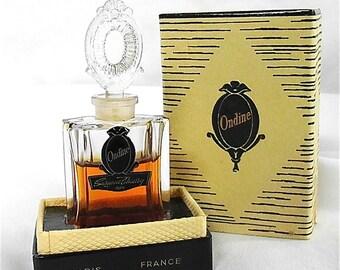 ON SALE was 100.00 Vintage Ondine Perfume