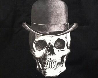 Skull Gentleman - Tote Bag - Backpack
