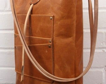 Leather Tote Bag, Leather Bag, Leather Bags women, leather handbag, free shipping, womens leather bag, made in the usa, leather bag handmade
