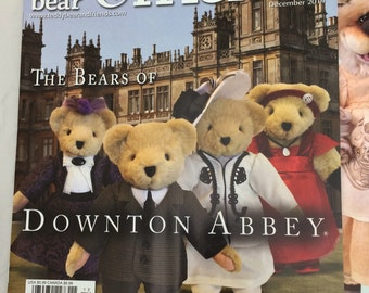 Teddy Bear and Friends Magazine December 2014 Issue