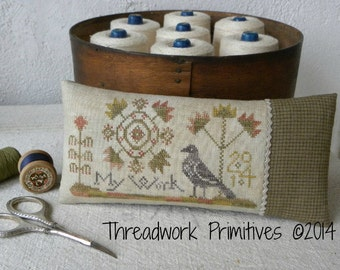 Primitive Cross Stitch Pattern - My Work