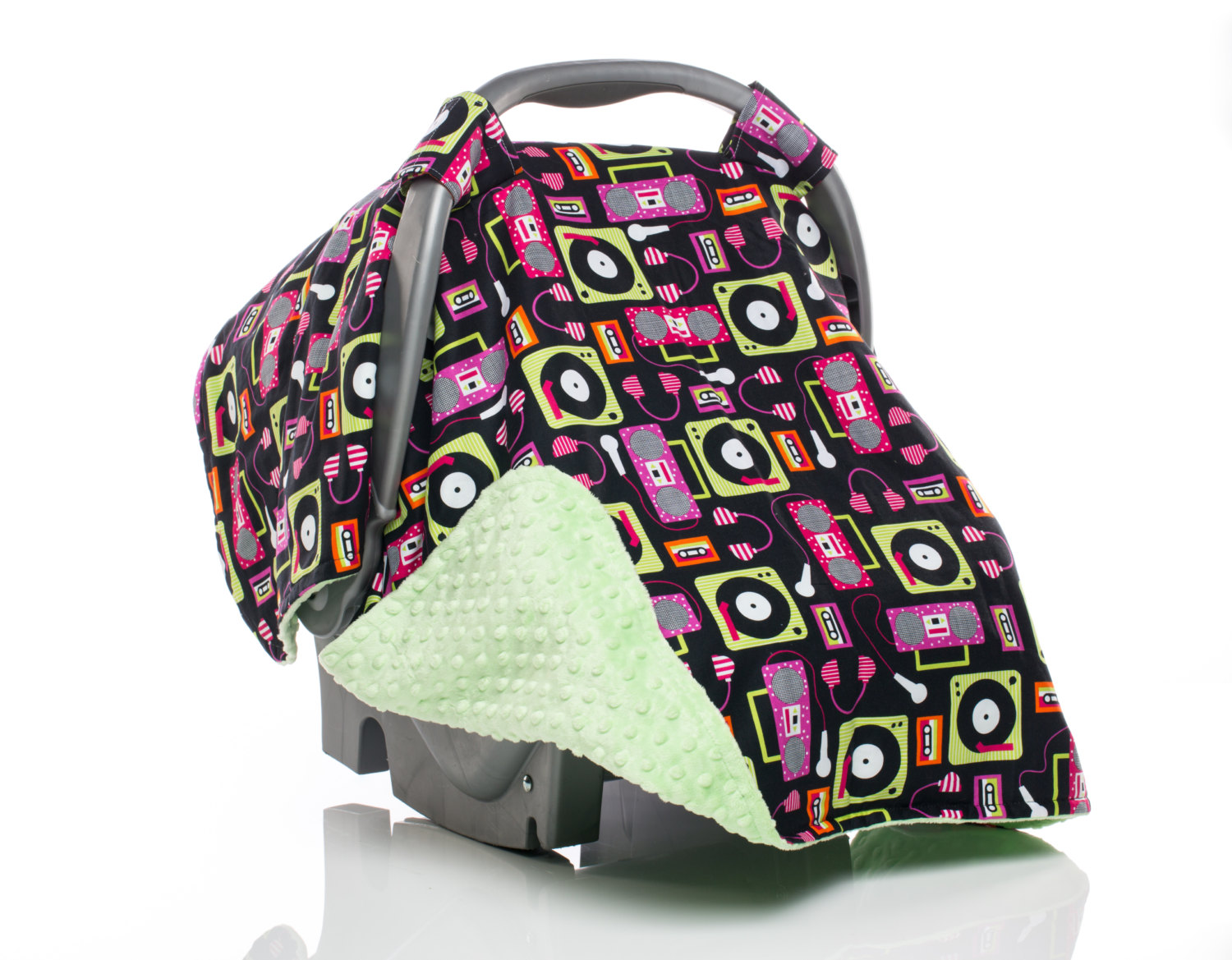 Girl Carseat Canopy Car Seat Canopy Carseat Cover By