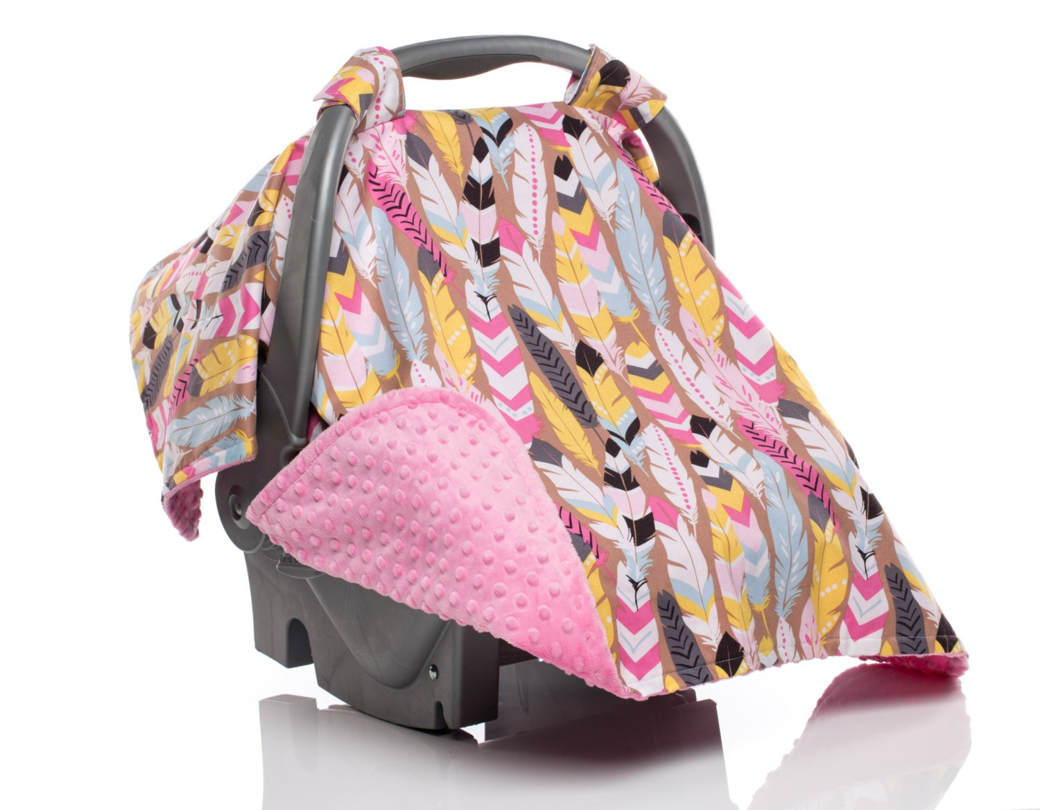 Girl Car Seat Canopy Carseat Canopy Baby Girl Native