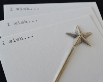 Three Wishes Birthday Message Box