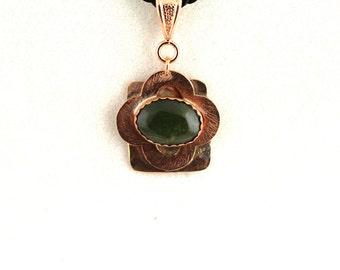 Jade Pendant. Listing 206013985