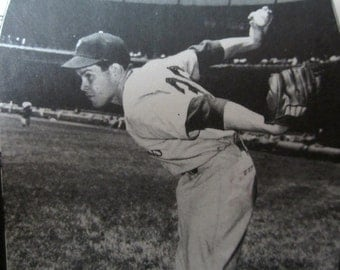 Robin Roberts 1973 Postcard All Time Greats TCMA Baseball Collectible