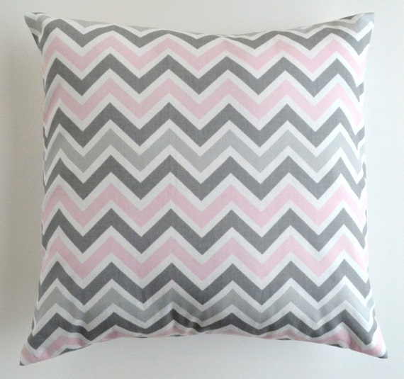 Giant Chevron Floor Pillows : Euro Sham Large Floor Pillow Cover Chevron by Beeyourselfdesigns