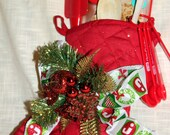 CHRISTMAS  oven mit gift