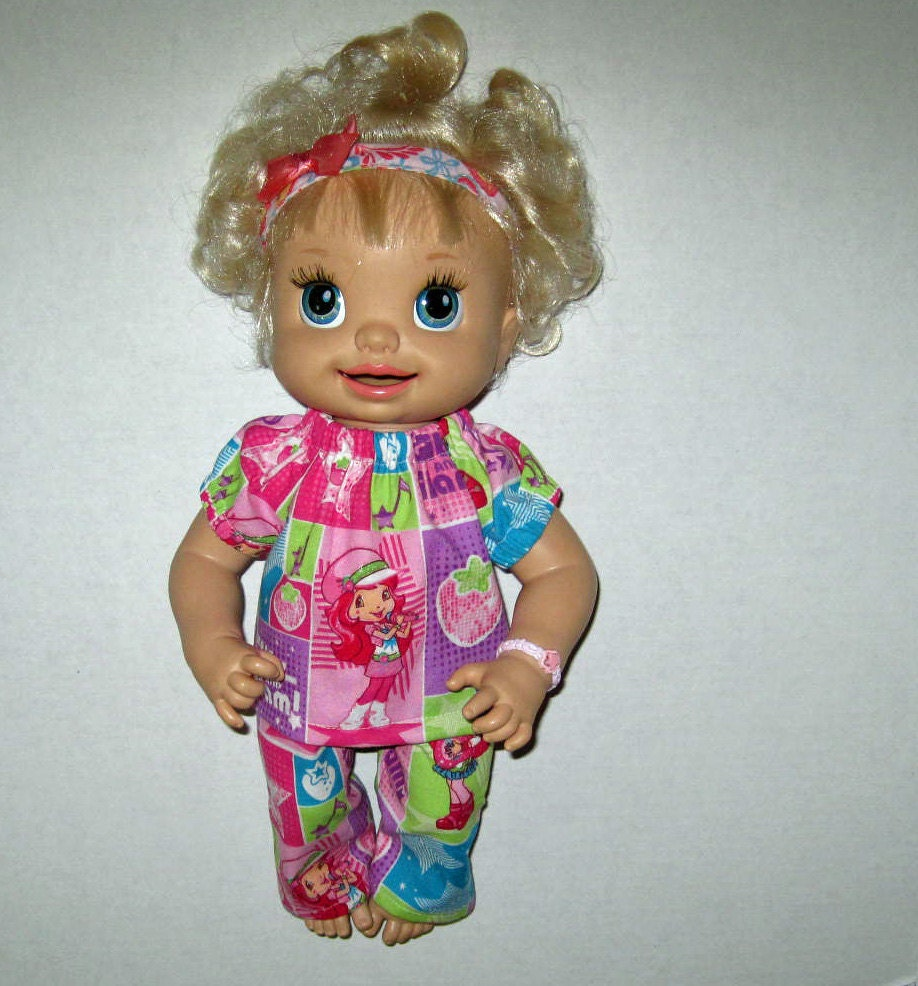 Snakin Sara Real Baby Alive Doll Clothes by Dakocreations