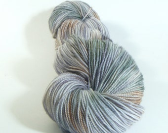 Yarn of Letters - Jest 2ply Merino/Nylon Sock - Touched by an Emo Angel