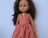 Clothes for Corolle Les cheries,Paola Reina Doll Bubble Dress