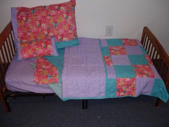 Little Mermaid Toddler 8pc Bedding Set