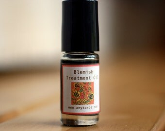 Organic Blemish Treatment Oil