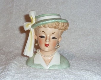 Popular Items For Lady Headvase On Etsy