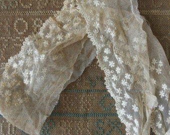 victorian antique handmade lace