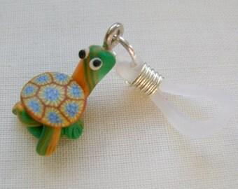 Funky Turtle Needle Holder