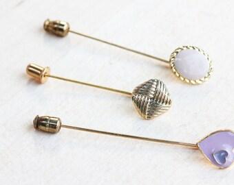 Assorted Stickpin Set