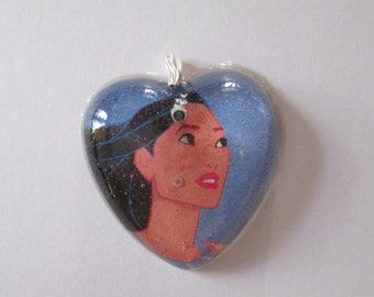 Pocahontas Necklace