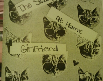 The Stay At Home Girlfriend #15 Now With Even More Cats
