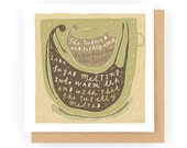 Love - Greeting Card (1-19C)