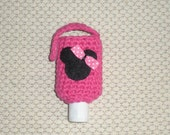 Hand Sanitizer Holder -- Minnie
