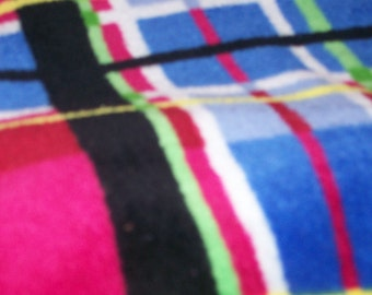 "Soft N Comfy Fleece  64"" Wide 1 Yard- 7"" and 20"" Long  2 Piece"