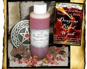 Dragons Blood Wash - Body and Floor Wash 4oz- Handcrafted w/ genuine resin & botanicals, spritual purification