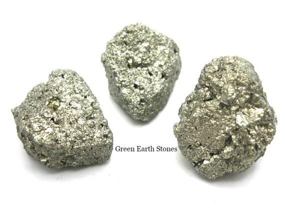 XL Pyrite Premium Natural Nugget ONE
