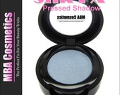 Blue Pressed Mineral Eyeshadow-Babybaby