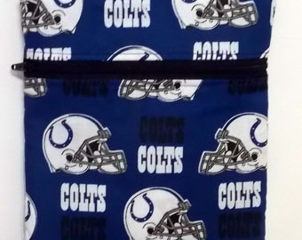 Indianapolis Colts Crossbody Hipster Bag - Football - Hip Bag with Wallet