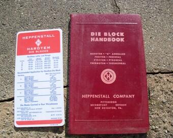 Vintage Die Block Handbook