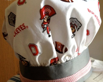 Chefs Hat in Your FavoriteTeam's Fabric