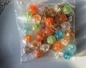 Grab Bag of Retro Glass Beads