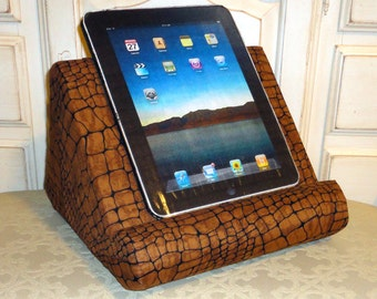 iPad or Book Pillow Padded For Your Lap Holds All Your Items Hands Free and They Never Wobble
