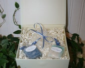 Romantic Candles - Bridal Candles - Bridal Shower Gift Box - Valentine's Day Candles - Mother's Day Gift